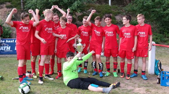U15 C-Junioren Sieger SpVgg Westerngrund